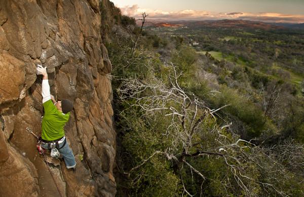 Table Mountain Touchstone Climbing